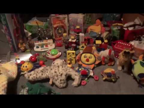 (Most of) My Baby Einstein Video Toy Collection!