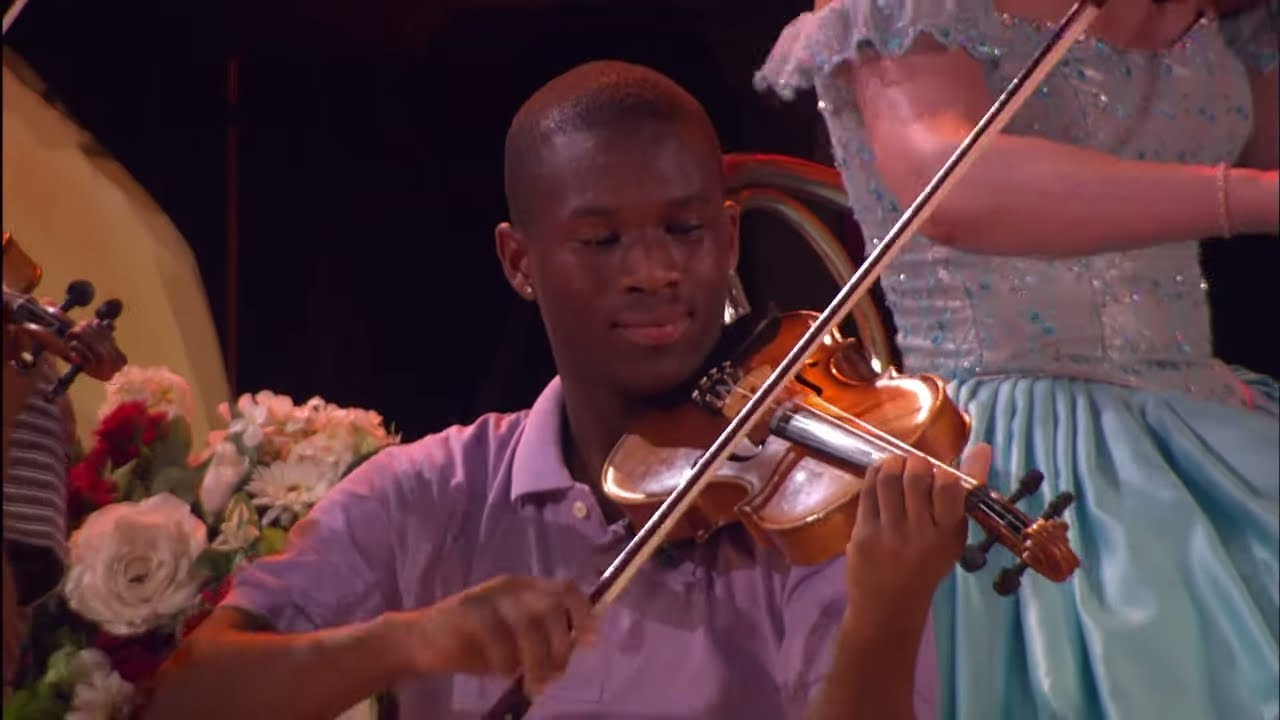 Canon Andre Rieu Feat Hout Bay Music Project Youtube
