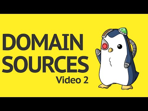 Sources of Expired Domains - EDMC V2