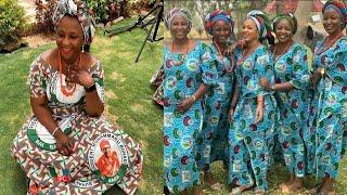 Sabuwar wakar gamayyar jaruman kannywood mata Baba buhari dattijo