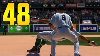 """MLB The Show 20 - Road to the Show - Part 48 """"50 HOMERUN SEASON!"""" (Let's Play)"""