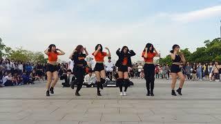 2018.5.5&여의나루&한강공원&버스킹&댄스팀&에일린X펜타곤&by큰별