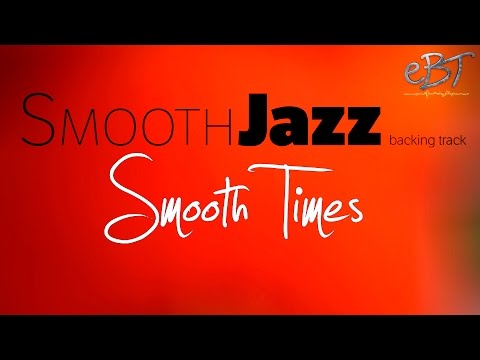 Smooth Jazz Backing Track in F minor | 100 bpm