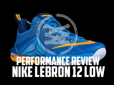 d2eccb841ba Nike LeBron 12 Low Performance Review. WearTesters