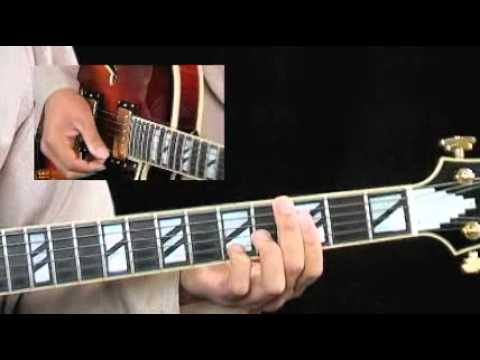 Jazz Comping - #13 Horn Section Backgrounds - Jazz Guitar Lessons - Fareed Haque