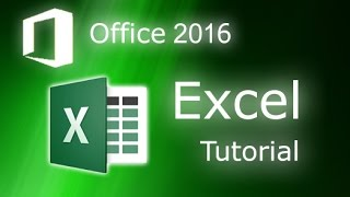 Microsoft Excel 2016 - Create and Manage your Charts and Graphs [COMPLETE]