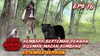 Download Video Wuihhh Hebat! Akhirnya Sembara dan Macan Kumbang Ini Berteman Part 2  - Misteri Gunung Merapi Eps 16 MP3 3GP MP4