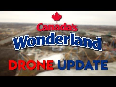 Canada's Wonderland 2019 Coaster