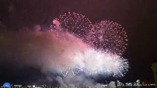 Скачать Fireworks Show In Kazan 2017 08 30 День города праздничный салют Казань 30 августа 2017
