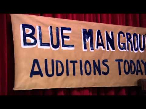 Arrested Development - Blue Man 3