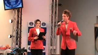 Guinness World Records Live at Butlins!