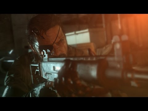 METAL GEAR SOLID V: THE PHANTOM PAIN | Gamescom 2015 TRAILER