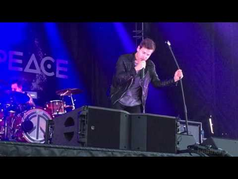 Our Lady Peace - Drop Me In The Water - Live at Woodbine Racetrack