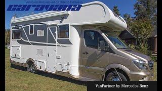 Fábrica y Venta de Motorhomes Caravana Mercedes-Benz Sprinter 515 Limited Edition 2019