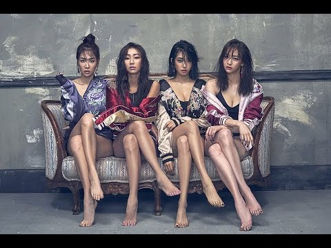 [Full Album] SISTAR (씨스타) - 4th Mini Album INSANE LOVE