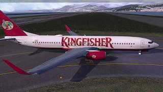 X-Plane11 737-800
