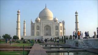 Visite du Taj Malhal, Inde, India.