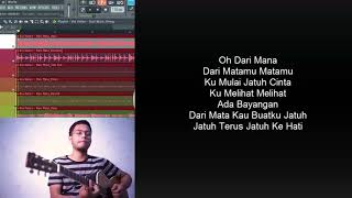 vuclip Via Vallen - Dari Mata [Dangdut Version Lyric] lirik