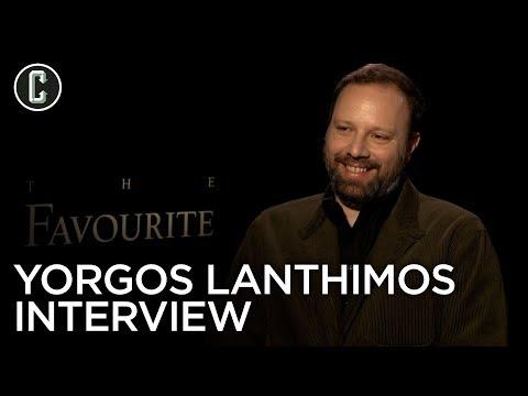 Yorgos Lanthimos Interview The Favourite Mp3