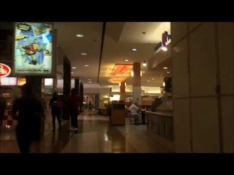Walking Through Regency Square Mall Near Richmond Virginia