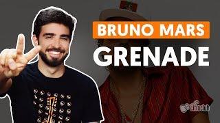 GRENADE - Bruno Mars (aula de violão completa)