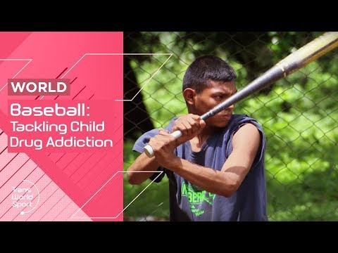 Baseball & The Glue-Sniffing Kids of Nicaragua | Trans World Sport