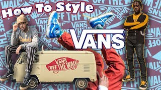 Vans Old Skool | Ways to Wear/How to Style (My Instagram Outfits)