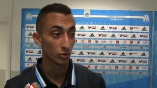 OM : Khaoui raconte sa grande première au Vélodrome