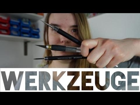 Turbo Fimo Werkzeuge ~ Welche brauche ich zum modellieren? - YouTube TZ91