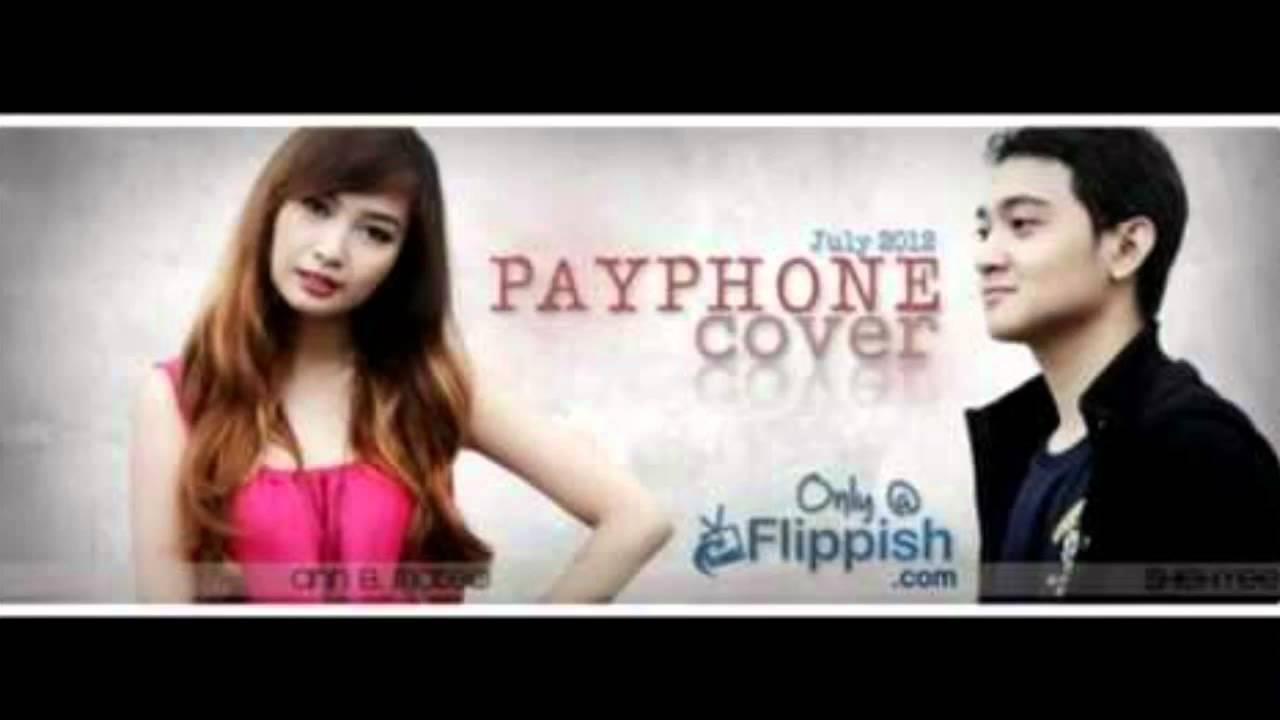 payphone cover by ann mateo and shehyee