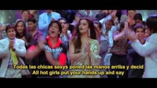 Om Shanti Om Deewangi Deewangi con subtitulos en español