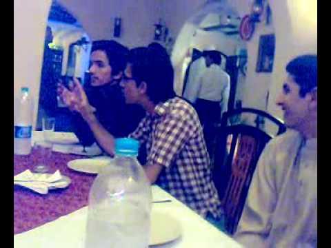 Yawar party at Jhok