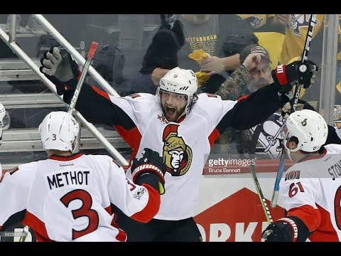 Bobby Ryan | Every Playoff Point 2016-17 [6G\9A\19GP]