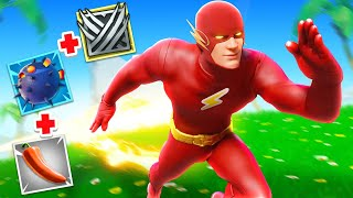 The FLASH In Fortnite (New Speed Record)