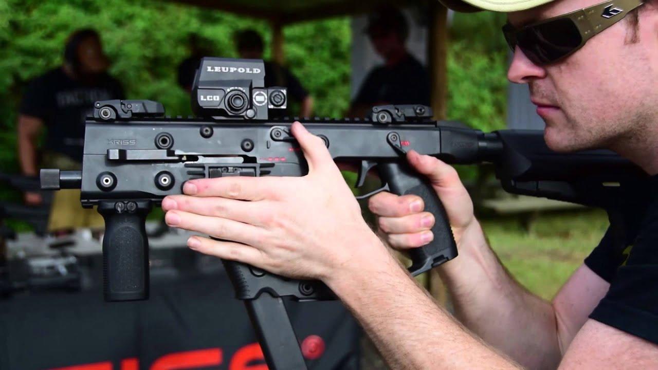 KRISS Vector Gen 2 9mm