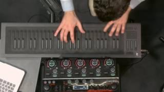 Marco Parisi - Seaboard RISE Mashup - Incluye Higher Ground de Stevie Wonder