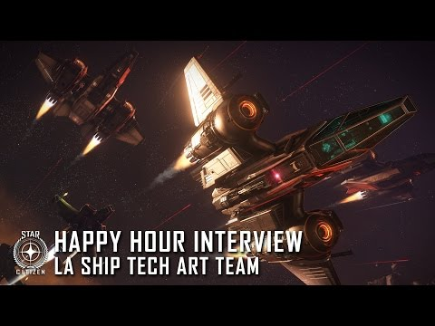 Happy Hour Interview: LA Ship Tech Team