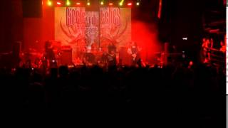 "CIRCLE OF WITCHES ""Pulling the Trigger"" Live at Red Club, Moscow, May 30th 2015"