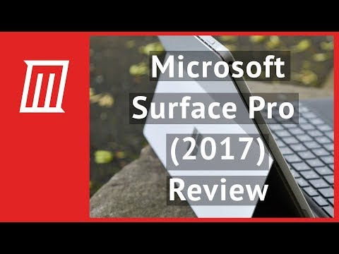 One Tablet to Rule Them All: The Microsoft Surface Pro (2017)