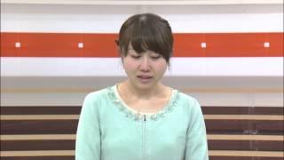 気象予報士 神谷ゆりさん 大号泣 NHK長野 三瓶宏志 検索動画 15