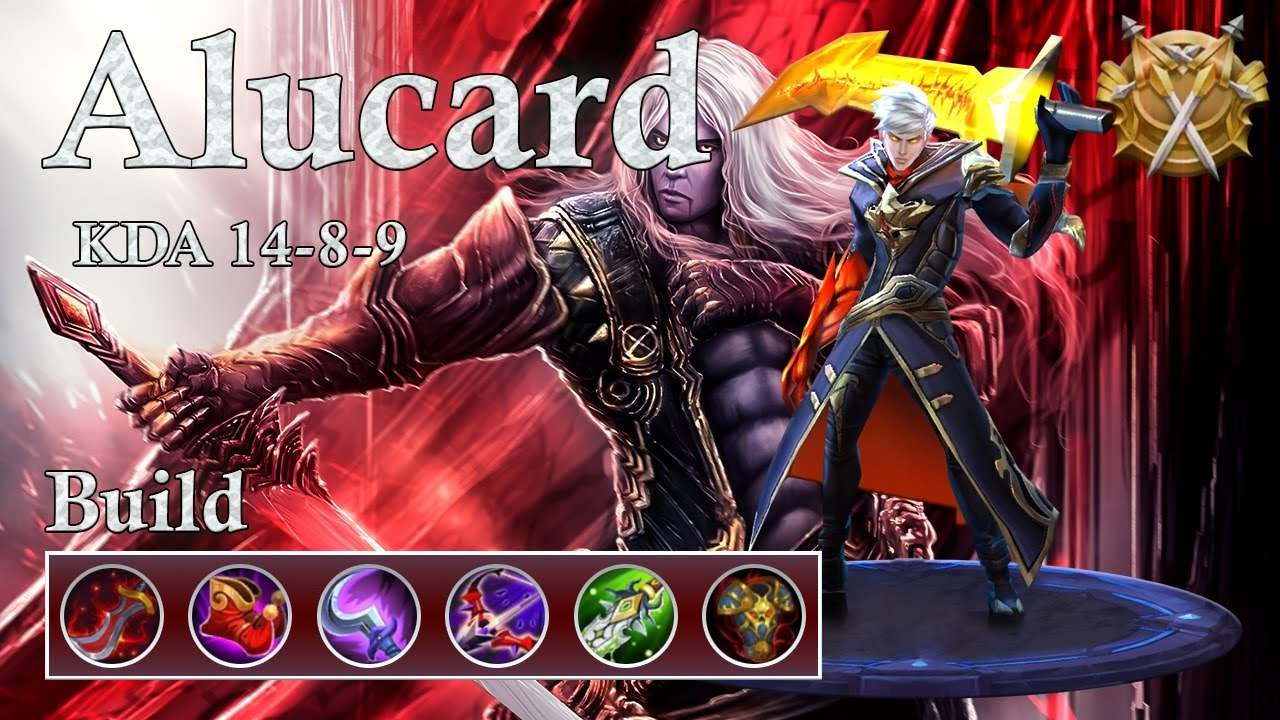 Mobile Legends Alucard Over Aggressive Playstyle That Quadra Though