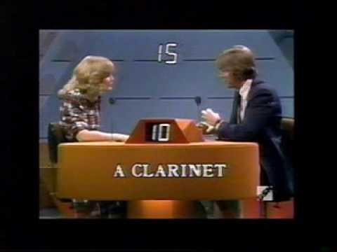 The $25,000 Pyramid September 20, 1982 Constance McCashin & Robert Mandan  Part 1 of 2