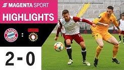 FC Bayern München II - SG Sonnenhof Großaspach   Spieltag 27, 19/20   MAGENTA SPORT