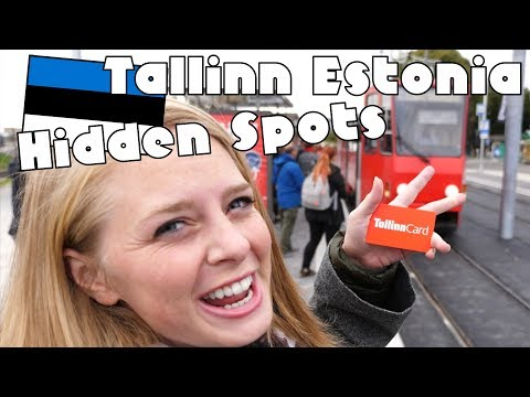 Tallinn Estonia 🇪🇪🇪🇺 - Hidden Local Spots