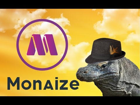Monaize / MNZ ICO Review - E-banking Meets Blockchain