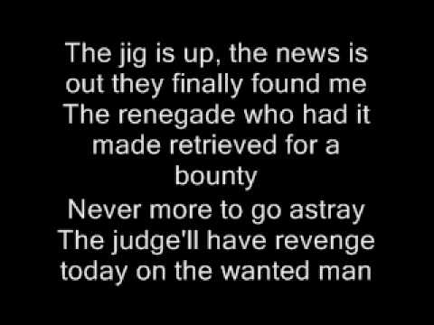 Styx-Renegade Lyrics