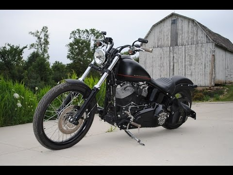 Harley Davidson Blackline For Sale