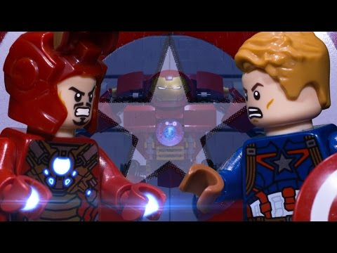 Lego Civil War