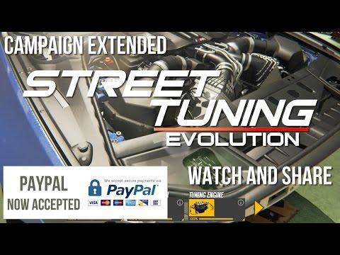 Street Tuning Evolution on Indiegogo - YouTube