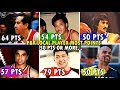 PBA Local Player Most Points in a Game | 50 Pts or More | PBA History